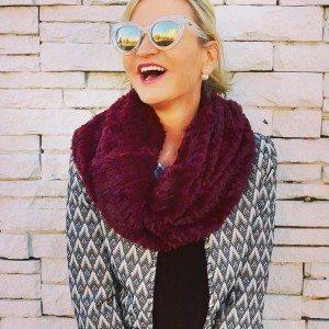 Giggling with the hubbs love abqblogger blogger follow fashionista fashionbloggerhellip