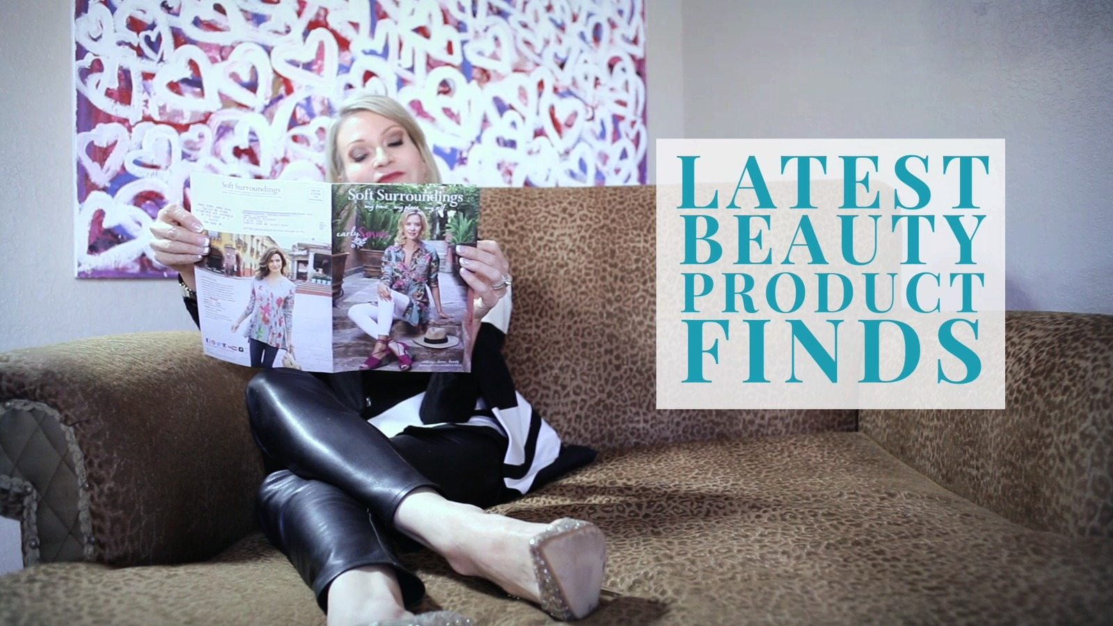 VIDEO ~ Latest Beauty Product Finds