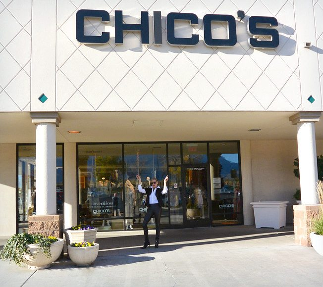 Chico's ~ Oh What A Night