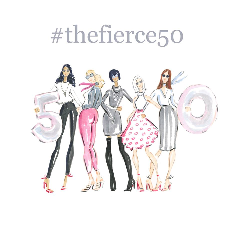 Introducing #TheFierce50