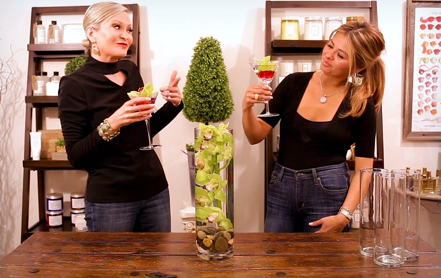 Video ~ Easy & FAB Floral Arrangements