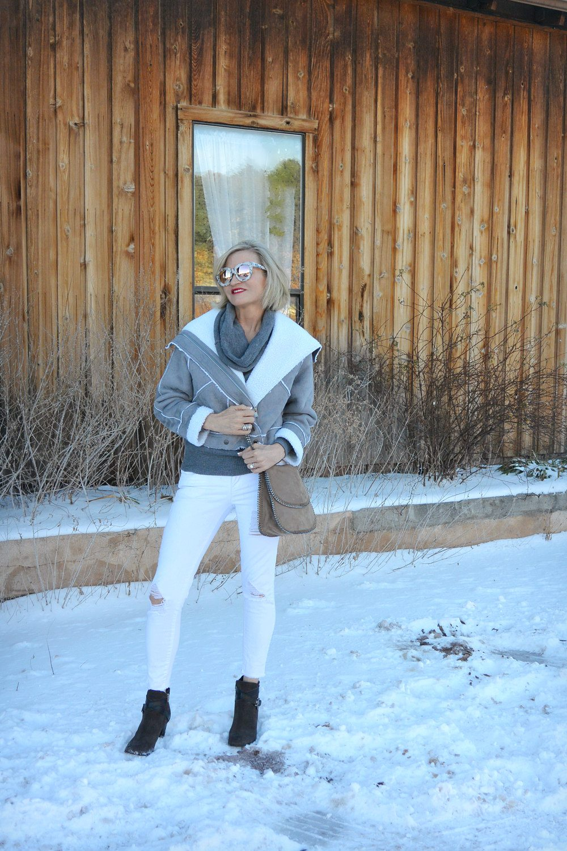 Shearling & Snow
